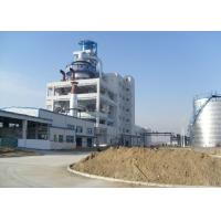 China Laundry Detergent Powder Making Plant Hot Air Furnace Mixer Blender Function on sale
