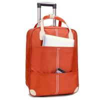 Quality Oxford Travel Trolley Bags , Fashionable Suitcase Travel Bags For Women wholesale