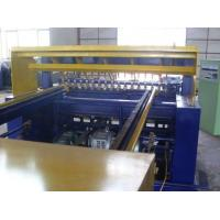 China Wire Mesh Roll Welding Machine , Fence Panel Making Machine For Concrete Pipes on sale