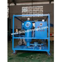 Quality Insulating Oil Dehydration,degas,transformer oil filtration machine with Roots pump,online oil purifier for transformer wholesale