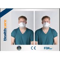Quality N95 Disposable Respirator Dust Protection Mask Foldable Anti Pollution Non Woven wholesale