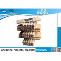 Quality Custom Overband Magnetic Separator ,  Strong Permanent Magnetic Rod / Bar wholesale