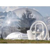 Quality Transparent Room Inflatable Tent, Inflatable Bubble Tent with Blower(CY-M2731) wholesale