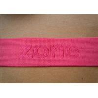 Quality Embroidered Ribbon Trim Adjustable Heavy Duty Webbing Straps For Chairs wholesale
