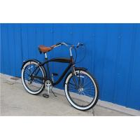 Cheap Tianjin manufacture new design OEM 26 inch beach cruiser bike with Shimano 6 for sale