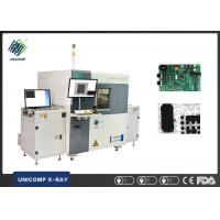 Quality Grey Unicomp X Ray Detection Equipment  , BGA Void Inspection Machine 220AC / 50Hz wholesale