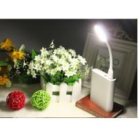 Quality Wireless Mini Usb LED Night Lamp , Small Led Desk Lamp Cold Or Warm Light wholesale