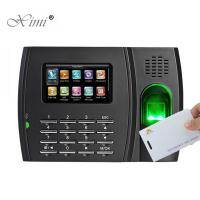 China New!!!ZK U8 Biometric Fingerprint Time Attendance Time Clock With RFID Reader Employee Attendance Time Recorder on sale