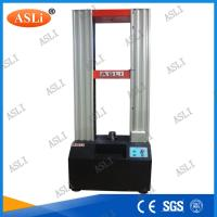 China Electrically Compression Pull Test Equipment AS-PC-Volume Computer Servo Control on sale