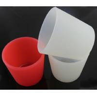 China eco-friendly silicone travel cups ,new portable silicone water cups on sale