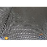 Cheap 3K 280g 0.34mm Plain Weave Silver Carbon Fiber Fabric For Structure Reinforcemen for sale