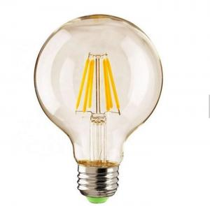 China Coffee Shop 2W E14 E27 G45 Filament LED Light Bulbs on sale