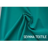 Quality Soft FDY Recycled Nylon Fabric Solid Colors With 40 Denier Spandex wholesale