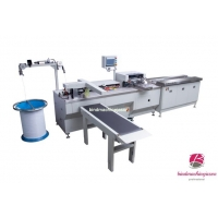 China Automatic spiral binding machine PBS420 with hole punching and coil lock function on sale