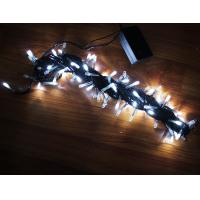 Quality Whole sale  127v white 100led twinkle Christmas string lights 10m outdoor wholesale