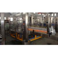 Quality CSD Automatic Liquid Carbonated Drink Filling Machine For PET Bottle Energy Drink wholesale