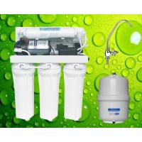 Quality 5 stage  50 or 100 gpd norm 10 inch  white   Water Filter   Reverse Osmosis System wholesale