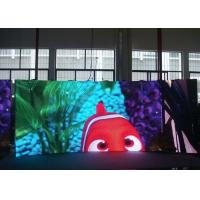 Quality High Resolution Slim Clear Stage LED Screen Die Cast Led Video Wall wholesale