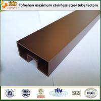 Cheap 201 ISO Approved Colorful Stainless Steel Welded Tube for sale