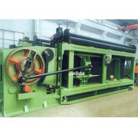 China Lnwl - 3 Heavy Duty Coiling Spring Gabion Wire Mesh Making Machine on sale