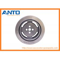 Quality 6735-61-3280 6D102  Excavator Engine Spare Parts / Fan Pulley For Komatsu PC200-6 PC220-6 wholesale