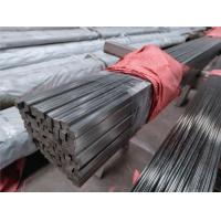 China 3m / 6m Length Seamless Stainless Steel Tube Cold Drawn 10mm H11 Astm A276 on sale