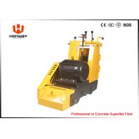 China Durable Concrete Planer Machine , Cement Planer With Scarifier Drum / TCT Cutters on sale