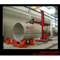 Cheap Weld Column And Boom Welding Manipulators 7 * 7m Stationary Type With Flux And Recycle Unit for sale