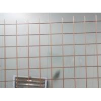 Quality Stainless Steel 304 Welded Mesh With Copper Color, Used for Decorative/Facade wholesale