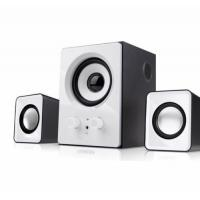 Buy cheap Plastic Magnetically Shielded High Tech Computer Speakers 2.1 USB Connection product