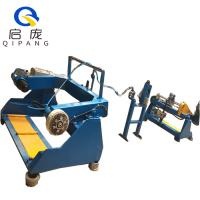 China 380V Voltage Reel Winding Machine Rope Rewinding Machine Adjustable Speed on sale