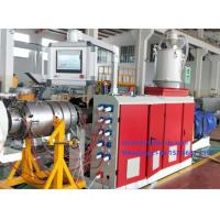 China High speed HDPE PIPE EXTRUDER/high productivity extruder/automatic HDPE PIPE production line on sale