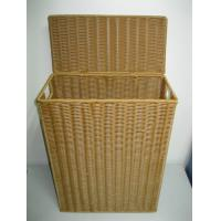 Quality Wicker Laundry Basket With Lid wholesale