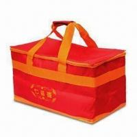 Quality 420D Polyester/EPE Foam Cooler Tote Bag, Suitable for Promotional Gifts and Picnic Purposes wholesale