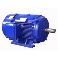 Quality Small Industrial Marine Electric Motor Three Phase With Totally Enclosed / Fan Cooled wholesale