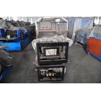 China Round / K-type Gutter Roll Forming Machine Copper 0.5mm - 0.7mm on sale