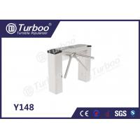 Quality Entry Control Electronic Turnstile Gates Full Automatic For Bus Station wholesale