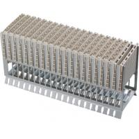 Quality MDF7100 Siemens Termination Block 100 pair With 5 pair Protector Over-Voltage wholesale