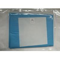 Quality Basic Ophthalmic Sterile Surgical Drapes , Eye Film Adhesive Drapes Surgical wholesale