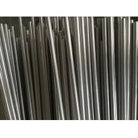 Quality UNS S31635 Seamless Welded Pipes , Duplex Steel Pipes ASTM A312 Standard wholesale