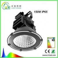 Quality Bridgelux Chip Meanwell Driver 150W Industrial LED High Bay Lighting Fixtures wholesale