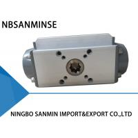 China AT Double Action Pneumatic Valve Actuator Aluminium Alloy Body ISO9001 Certification on sale