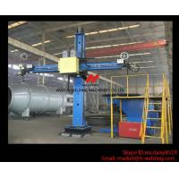 Quality Automatic Welding Manipulator 4 * 4m Welding Working Station For Chemical Industry wholesale