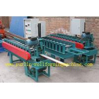 Quality CNC Automatic Metal Ceiling Roll Forming Machine For Fold and Slit Work Piece wholesale