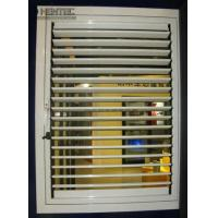 Quality AAMA DIN Standard aluminum blinds extrusion profiles Polished or Wood Grain OEM wholesale