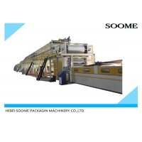 China 1800mm 3/5/7 Plys Corrugated Production Line on sale