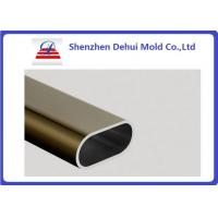 China Professional 6005 , 6061 , 6060 Round Aluminum Tube for Roller Blind on sale