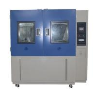 Quality IEC -529 304 Stainless Steel Sand Dust Test Chamber With Double Door wholesale