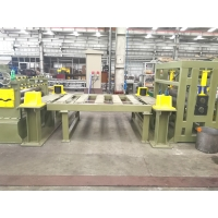 Quality 2.2kw 6x1500 2.0mm Steel Coil Slitting Line wholesale