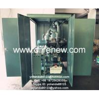 China Enlosed Cover Type Transformer Oil Filtration System | Insulating Fluids Purifier ZYD-W on sale